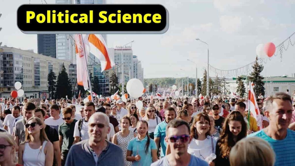 TN TRB Subject Political Science Teachers Recruitment 2021