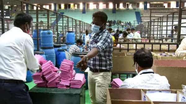 How the results of 9 district local body elections in Tamil Nadu will be announced